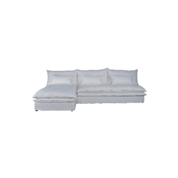 [EG] Coltrane Sofa L SET Snow