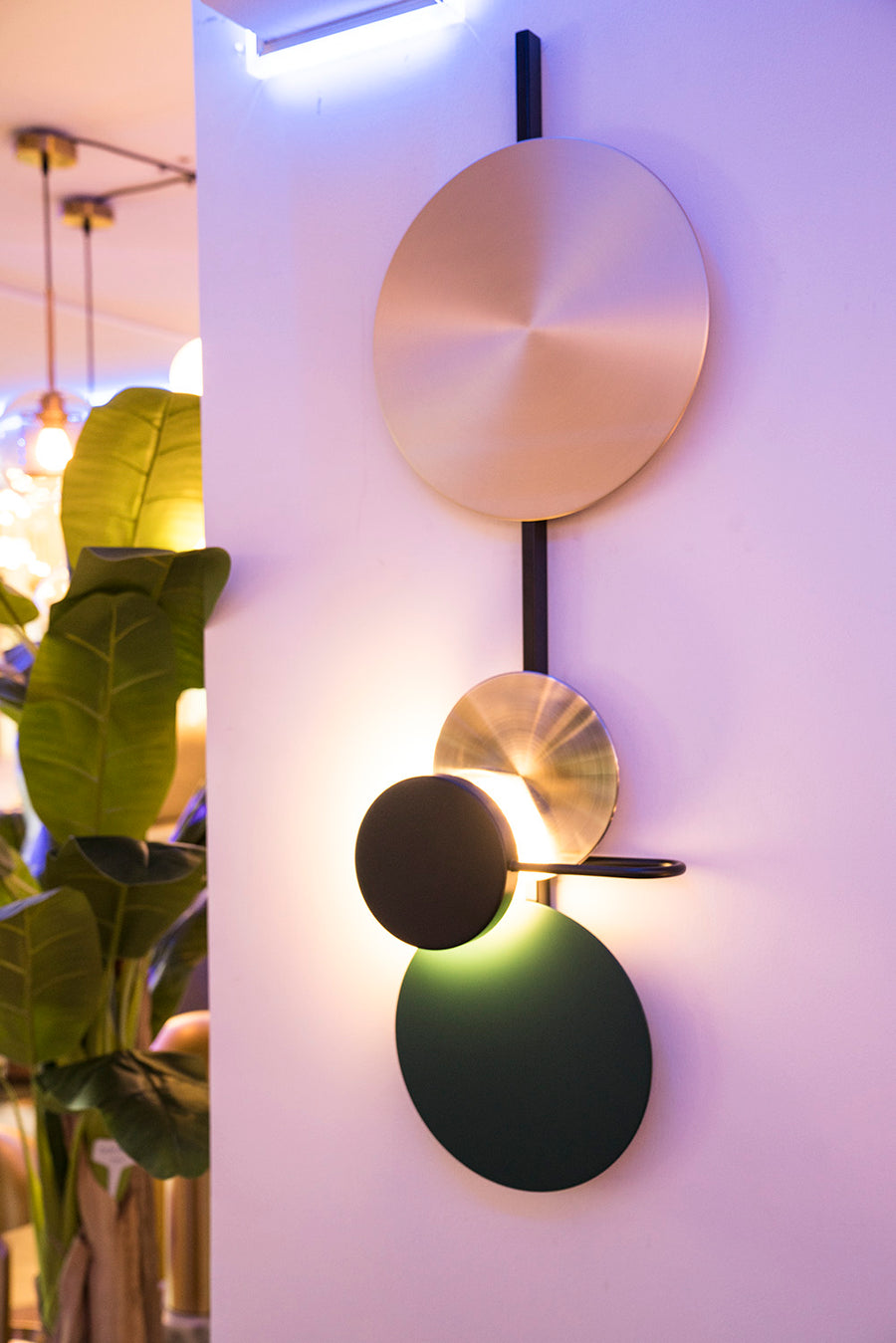 โคมไฟผนัง Replica Planet LED 100 Wall Lamp