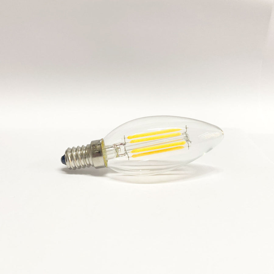 [Bulb] LL LED E14 Candle Clear