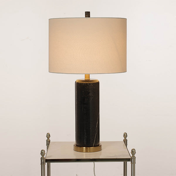 Harper Table Lamp White Shade