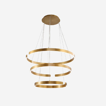 [NE] Hengele Ring 100 Chandelier Gold