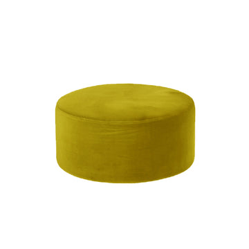 [SZ] Minnie Pouf Yellow
