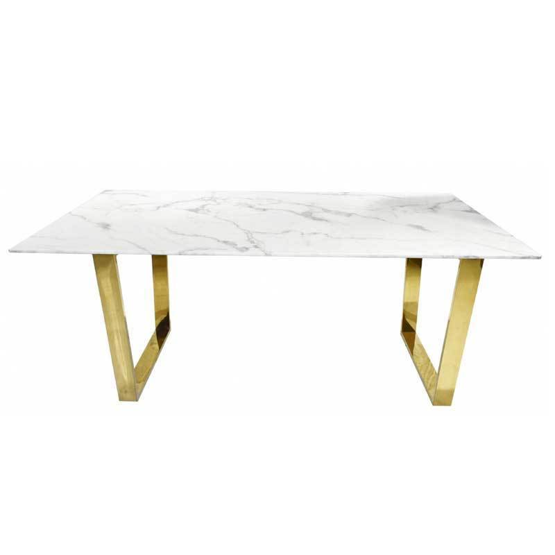 [TG] Mono Dining Table (L)