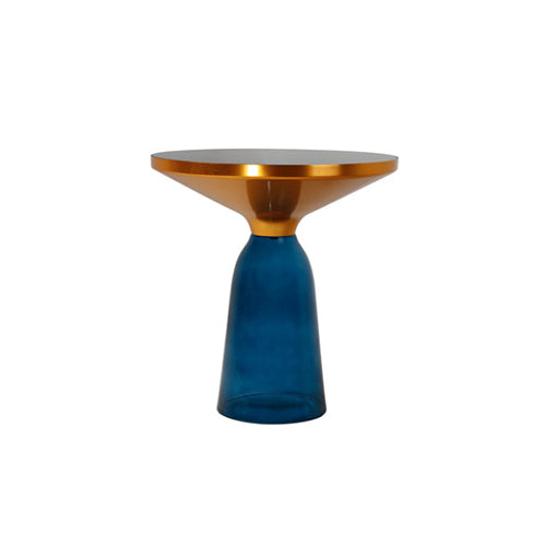 [BV] Replica Bell Side Table Blue