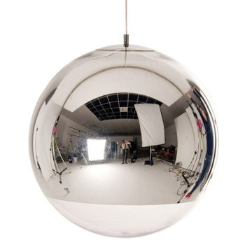 [DEFECT ITEMS] Replica Mirror Ball 40 Chrome