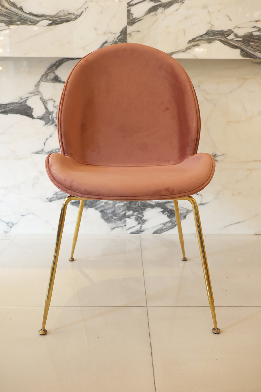 [TG] Replica Beetle Chair Pink Nude