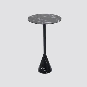 [DEFECT ITEMS] โต๊ะข้าง [BV] Logan 60 Side Table Black