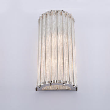 [DEFECT ITEMS] Tobias Wall Lamp Nickel