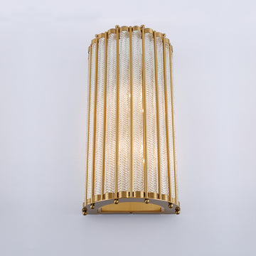 Tobias Wall Lamp Brass