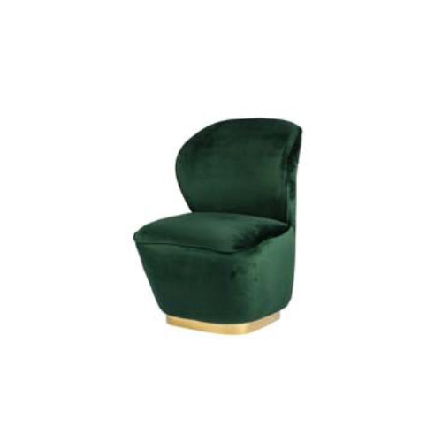 [VD] Milan Chair Dark Green