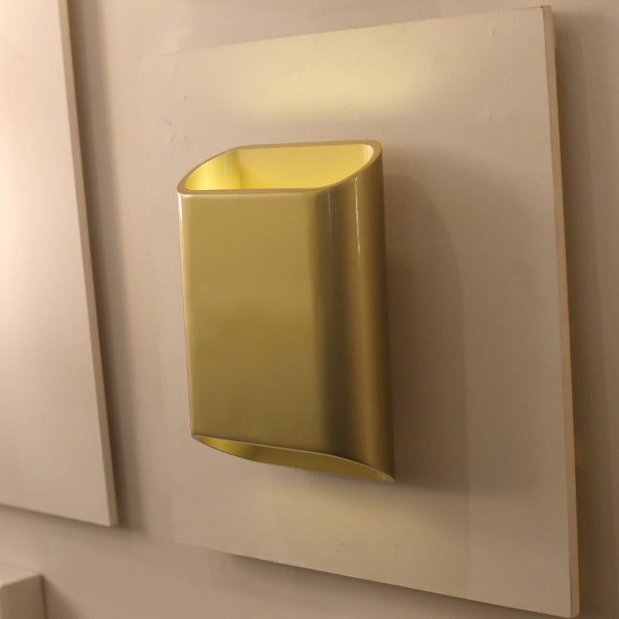 Porter Wall Lamp Matt Gold
