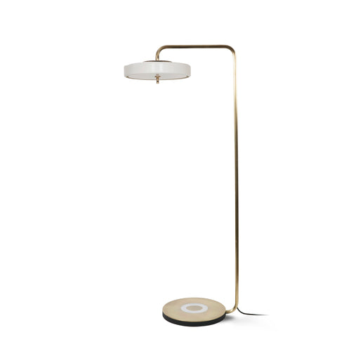 Replica Revolve Floor Lamp White