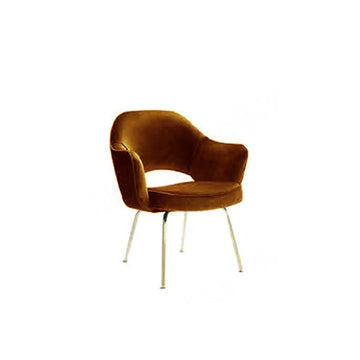 [TG] Replica Saarinen Armchair Chocolate