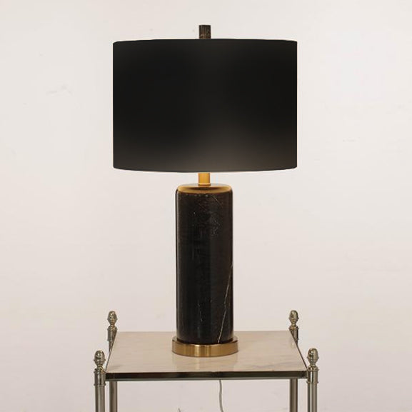 Harper Table Lamp Black