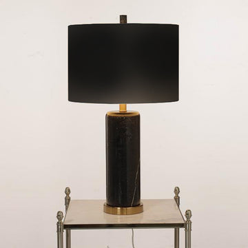 Harper Table Lamp Black Shade