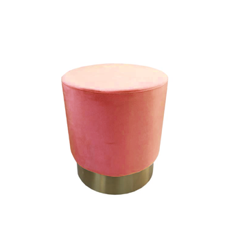 [TG] Replica Cilindro Pouf Pink Nude