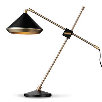 Replica Shear Black Table Lamp