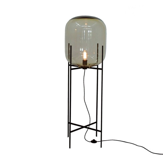 Replica ODA 48  Grey Floor Lamp