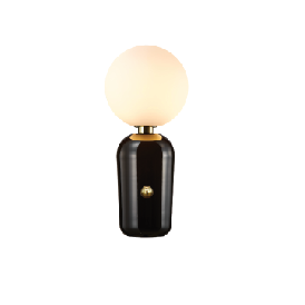 [DEFECT ITEMS] Replica Aballs Table Lamp Black