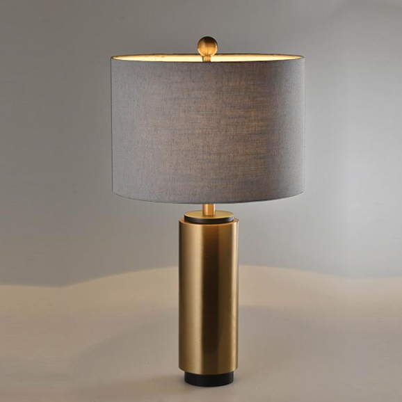 Erin Table Lamp Grey