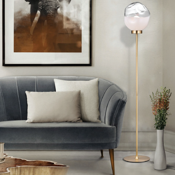 [DEFECT ITEMS] Clouden Floor Lamp