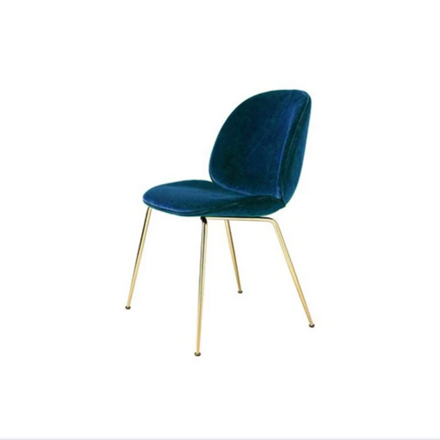 [HO] Replica Beetle Chair Dark Blue