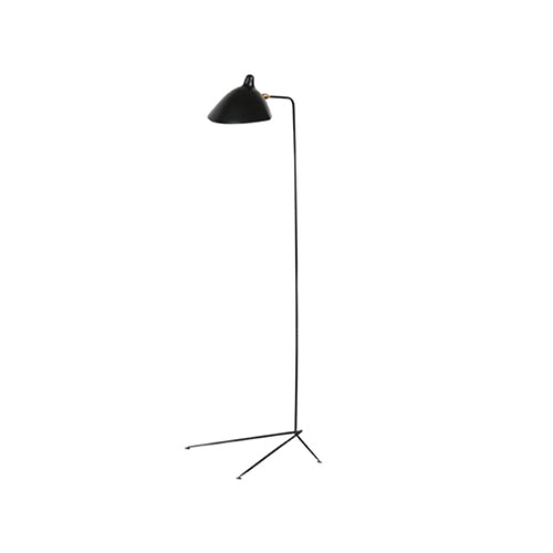 Replica Serge Mouille Floor Lamp
