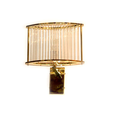 Replica Stilio Tischleuchte Gold Wall Lamp
