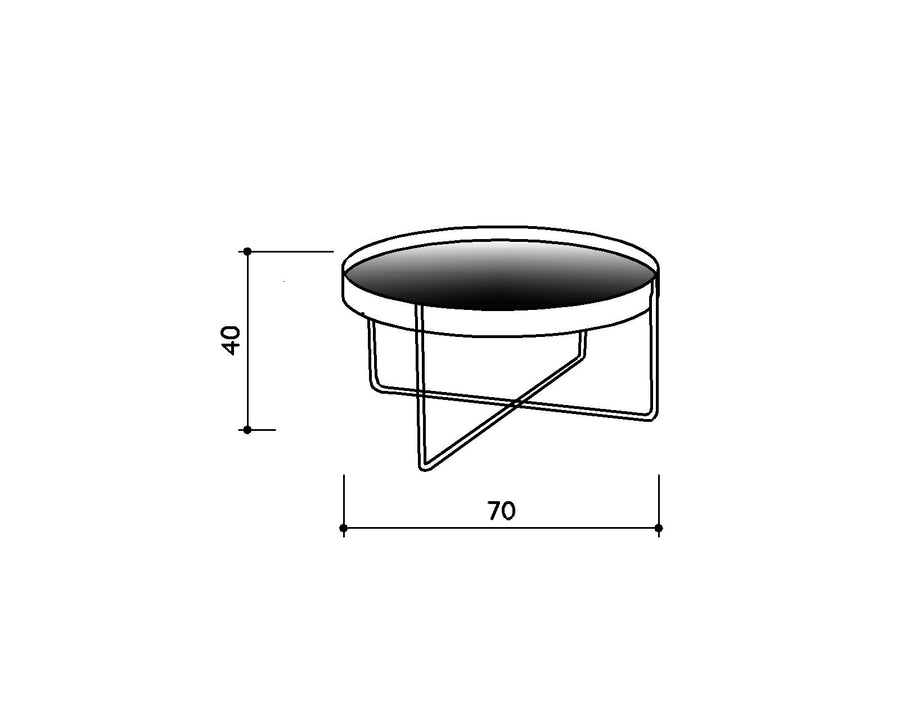 [TG] Vihaan Coffee Table