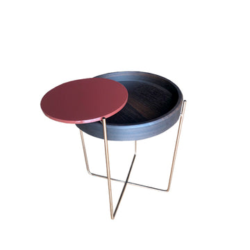 [SZ] Layla Side Table Red