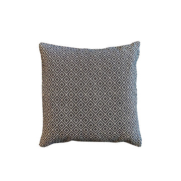 [VD] Chunka Cushion Cover Black Asher