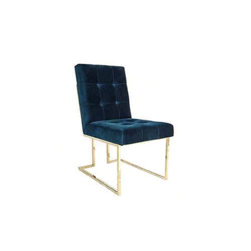 [TG] Replica Goldfinger Dining Chair Navy