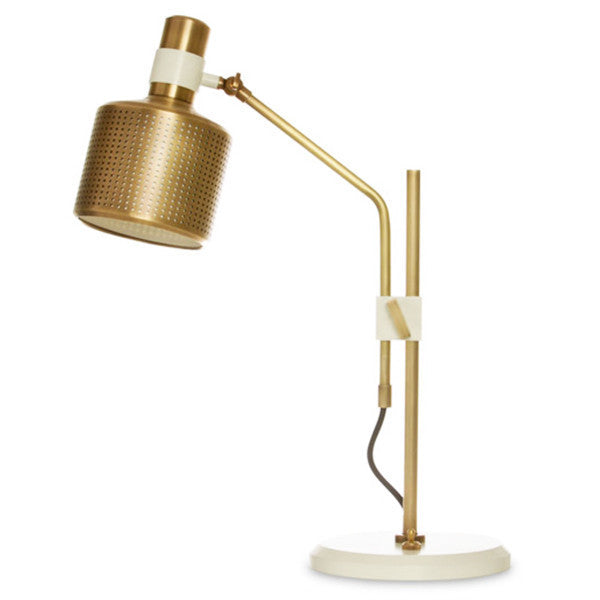 Replica Riddle White Table Lamp