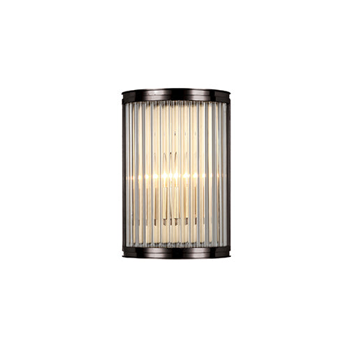 Rumil Wall Lamp Black