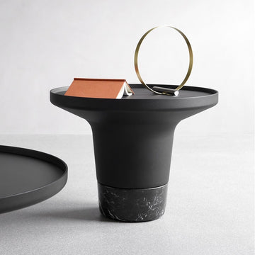 โต๊ะข้าง [BV] Replica Bucket D60 Side Table Black