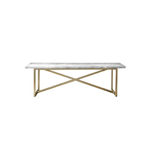 [VD] Gent Dining Table (Gold Leg)