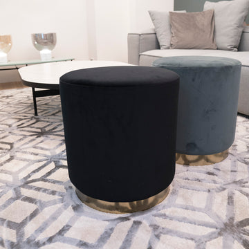 [VD] Replica Elsworth Stool Black Iris