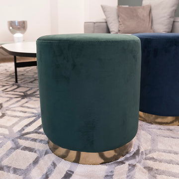 [VD] Replica Elsworth Stool Dark Green