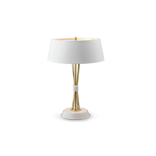 Avenue Table Lamp White