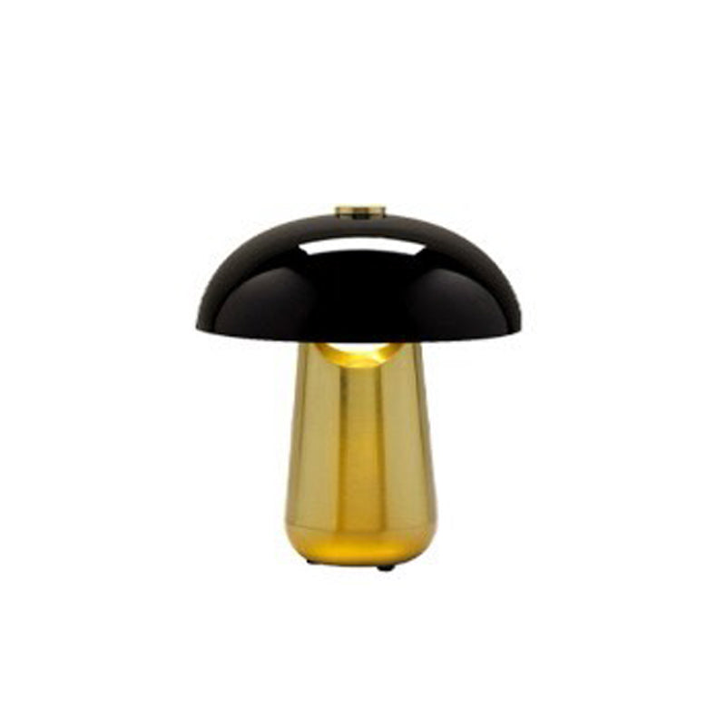 [DS] Gaston Table Lamp Gold & Black