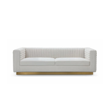 โซฟา [HO] Graylynn Sofa Large Cream V2