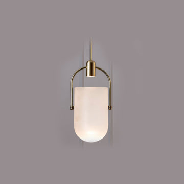Jacob Pendant Lamp White