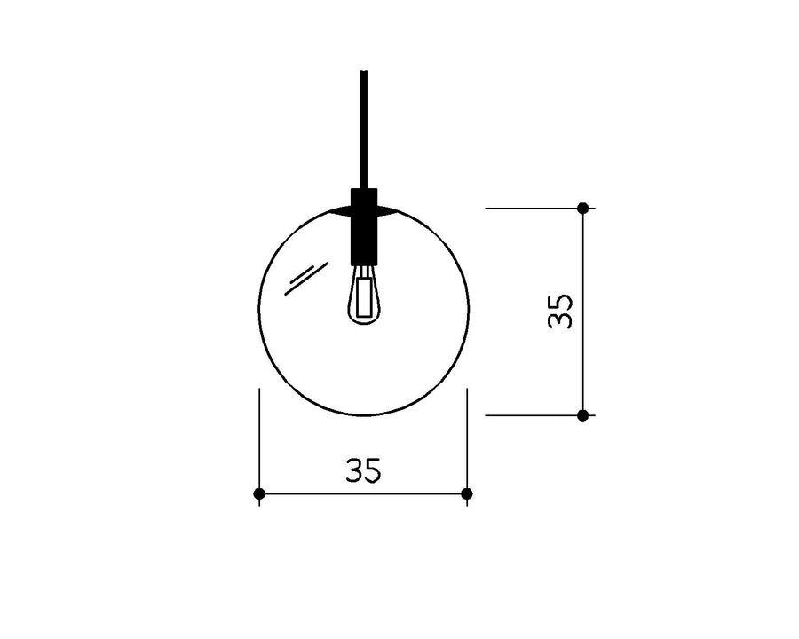 [DS] Lev Pendant Lamp