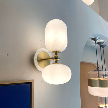 Magnolia Double Wall Lamp