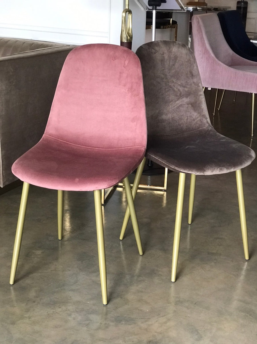 [DG] Replica Beni Pair Dining Chairs Pink