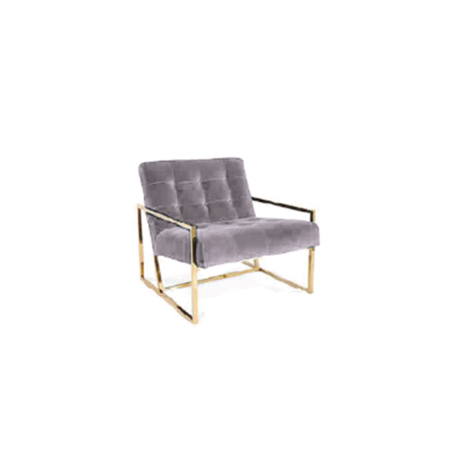 [TG] Replica Goldfinger Lounge Chair Dark Grey