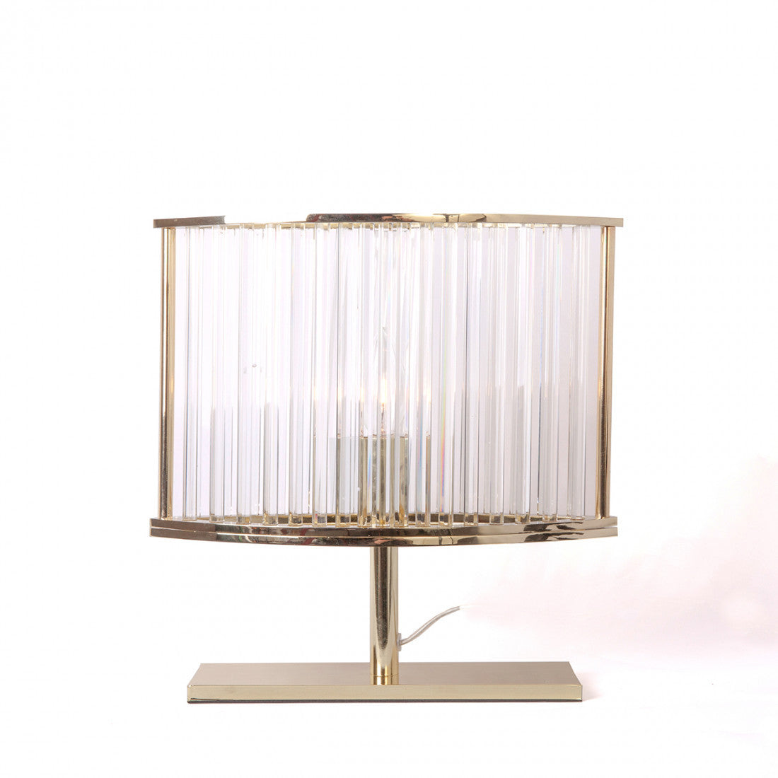 Replica Stilio Tischleuchte Table Lamp Chrome