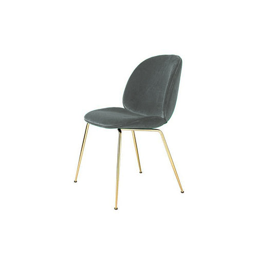 [TG] Replica Beetle Chair Dark Grey