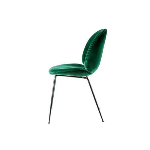[TG] Replica Beetle Chair Green (Black Legs)