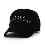 Live Limitless Dad Hat (Black)